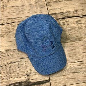 NWOT Under Armour Women's Blue Baseball Hat